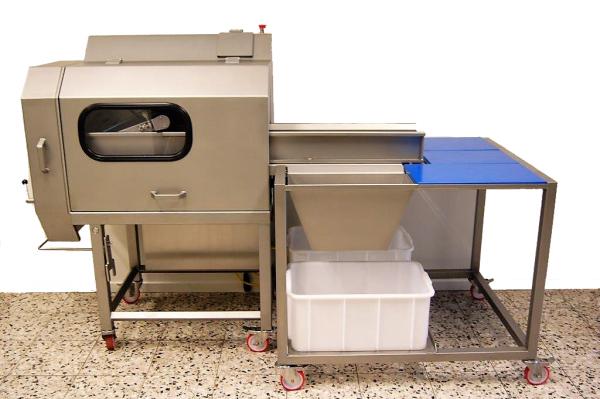 BCM1650 Voorwerktafel