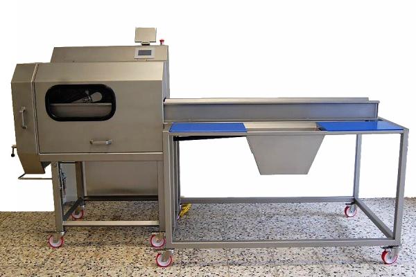 BCM-2450 Voorwerktafel