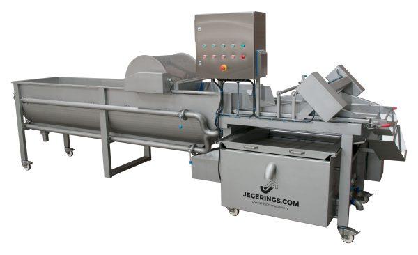Groentewasmachine industrieel VWM-5000 Jegerings.com