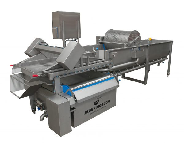 Groentewasmachine VWM-5000 Jegerings.com