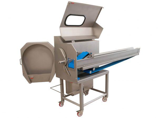 Vegetable Belt Cutting Machine