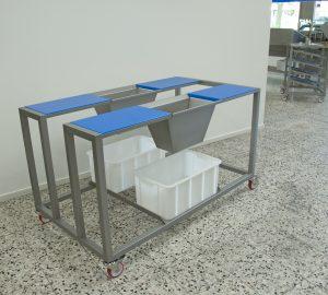 Voorwerktafel BCM-2450