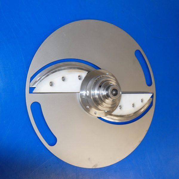 verstelbare snijschijf Kronen 0-12 mm