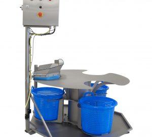 Vegetable Basket Mill ACBM