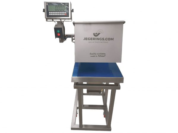 Conveyor Belt Weight Scale